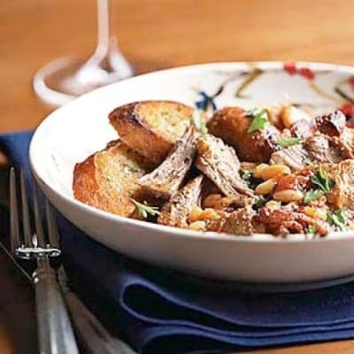 Cassoulet, Slow Cooker